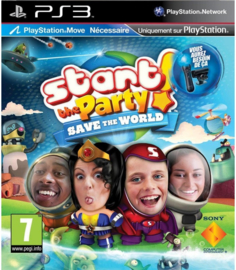Start The Party Save The World - PS3