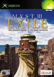 Myst III Exile - Xbox