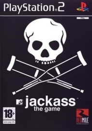 Jackass The Game - PS2