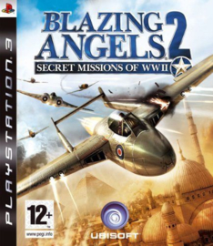 Blazing Angels 2 Secret Missions of WWII - PS3