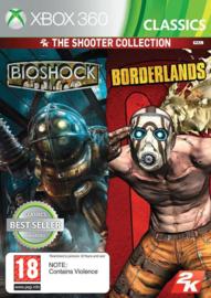 Bioshock Borderlands Duopack - Xbox 360