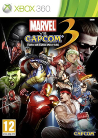 Marvel vs. Capcom 3 Fate of the Two Worlds - Xbox 360