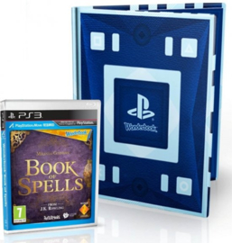 Wonderbook Book of Spells + AR-Book