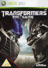 Transformers The Game - Xbox 360