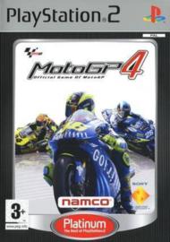 MotoGP 4 Platinum - PS2