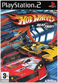 Hot Wheels Beat That - PS2