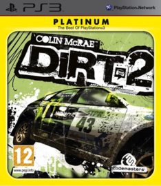 Colin Mcrae Dirt 2 (Platinum) - PS3