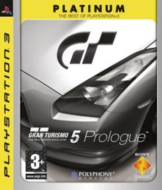 Gran Turismo 5 Prologue Platinum - PS3