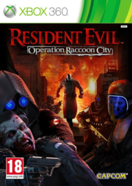 Resident Evill Operation Raccoon City - Xbox 360