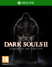 Dark Souls 2 Scholar of the First Sin - Xbox One