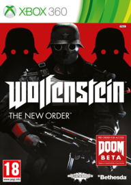 Wolfenstein The New Order - Xbox 360
