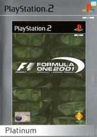Formula One 2001 Platinum - PS2