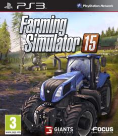 Farming Simulator 15 - PS3