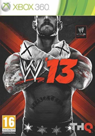 WWE 13 - Xbox 360