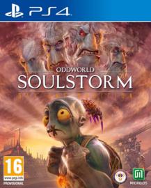 Oddworld Soulstorm - PS4