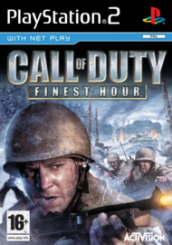 Call of Duty Finest Hour - PS2