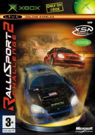 Rally Sport Challenge 2 - Xbox