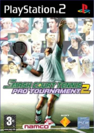 Smash Court Tennis 2 - PS2