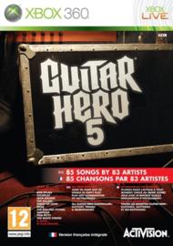 Guitar Hero 5 - Xbox 360