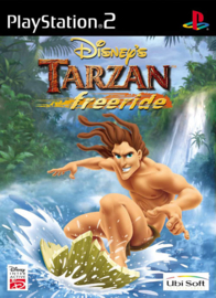 Tarzan Freeride  - PS2