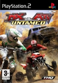 MX vs ATV Untamed - PS2