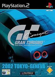 Gran Turismo Concept 2002 Tokyo-Geneva - PS2