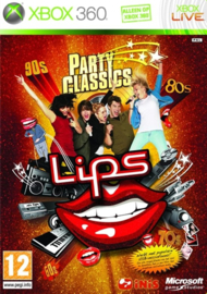 Lips Party Classics - Xbox 360