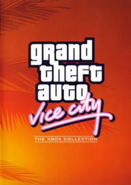 Grand Theft Auto Vice City The Xbox Collection