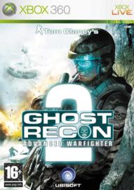 Ghost Recon Advanced Warfighter 2 - Xbox 360