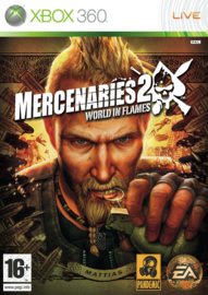 Mercenaries 2 World in Flames - Xbox 360