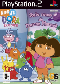 Dora The Explorer Reis naar de Paarse Planeet - PS2