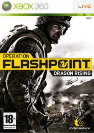Operation Flashpoint 2 Dragon Rising - Xbox 360