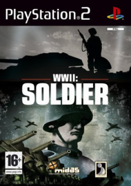 WWII Soldier - PS2