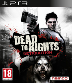 Dead To Rights 3 Retribution - PS3