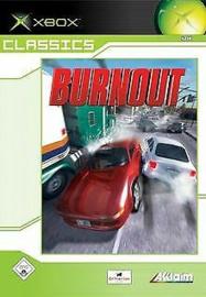 Burnout Classics - Xbox