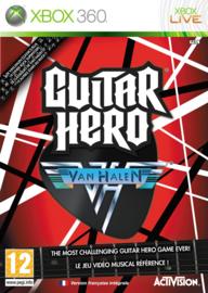 Guitar Hero Van Halen - Xbox 360
