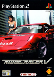 Ridge Racer V - PS2
