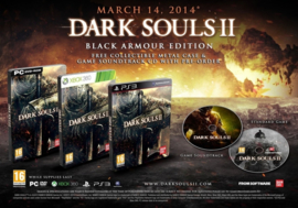 Dark Souls II Black Armour Edition