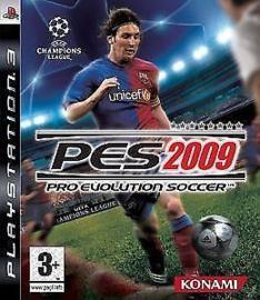 Pes 2009 - PS3