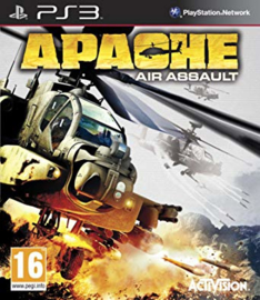 Apache Air Assault - PS3