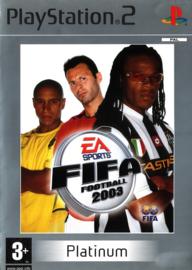 Fifa Football 2003 Platinum - PS2