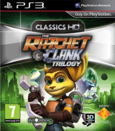 The Ratchet & Clank Trilogy - PS3