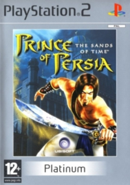 Prince of Persia The Sands of Time Platinum (zonder handleiding)  - PS2
