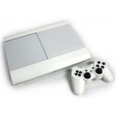 PS3 500 GB Superslim White - PS3