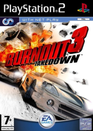 Burnout 3 Takedown - PS2