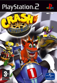 Crash Nitro Kart - PS2