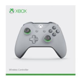 Xbox One Controller Grijs Groen