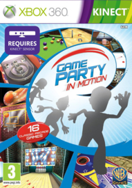 Game Party In Motion - Xbox 360