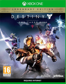 Destiny The Taken King - Xbox One