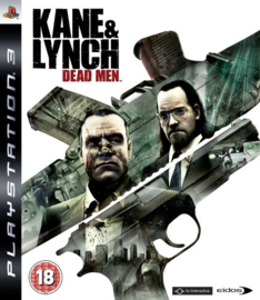 Kane & Lynch Dead Men - PS3